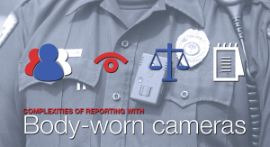 Cops & Cameras: privacy, transparency and limitations @ Georgetown University | Washington | District of Columbia | United States