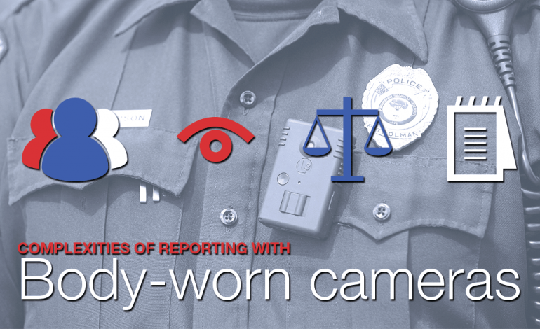 Cops & Cameras: privacy, transparency and limitations