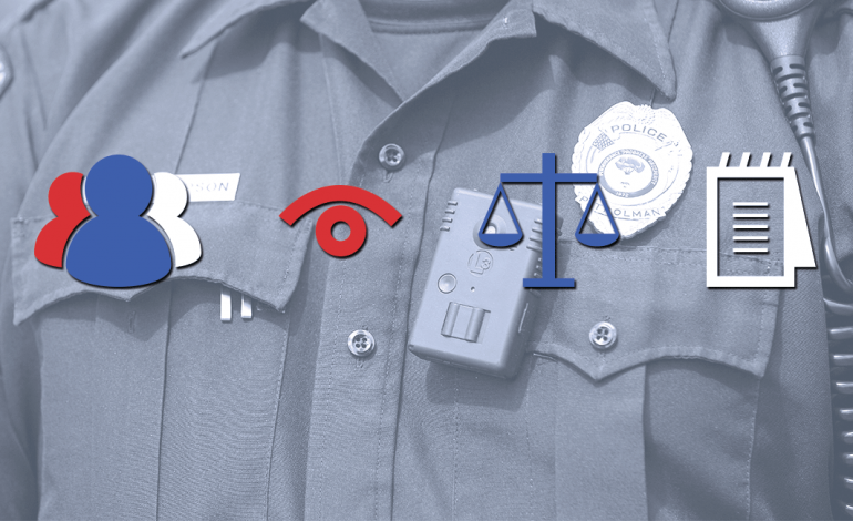 "Join us March 16 for ""Complexities of reporting with body-worn cameras"""